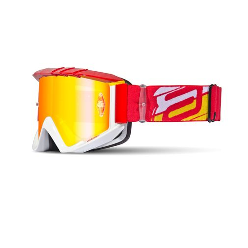 Óculos Cross ASW A3 Fusion Vermelho - cod. 594