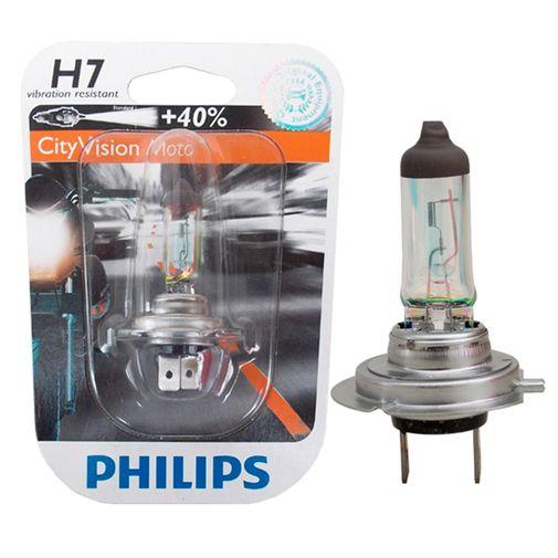 Lampada-Farol-Biodo-60-55-City-Vision-H7-Philips