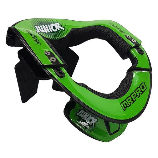 Protetor-neck-brace-junior-verde
