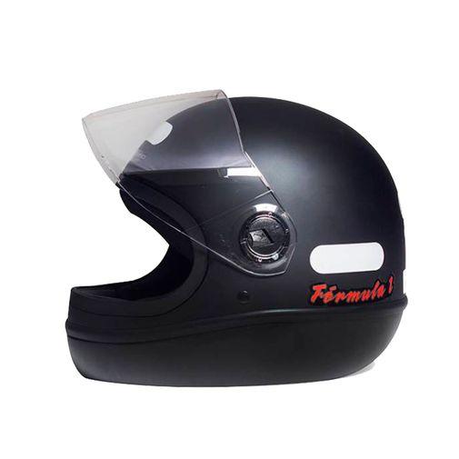 capacete-formula1r-classic-preto-fosco