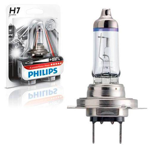 Lampada-Farol-Biodo-60-55-Extreme-Vision-H7-Philips