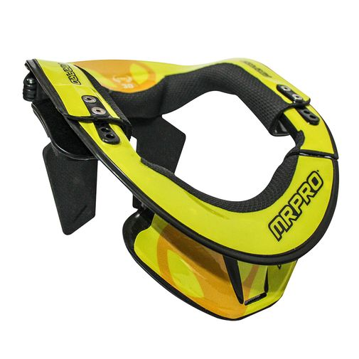 Protetor-neck-brace-amarelo